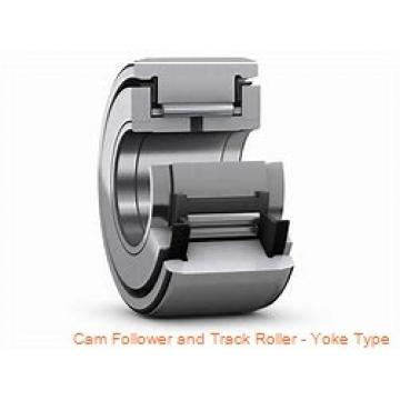 INA PWTR45-2RS  Cam Follower and Track Roller - Yoke Type