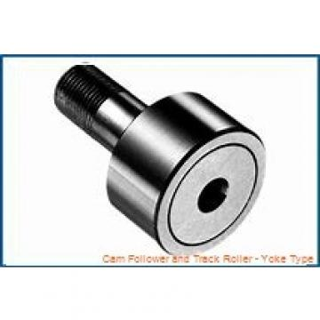 INA NA2210-X-2RSR  Cam Follower and Track Roller - Yoke Type